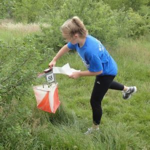 Devon School Games, Devon Orienteering